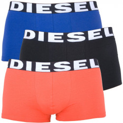 3PACK pánské boxerky Diesel vícebarevné (00SAB2-0AAMT-04)