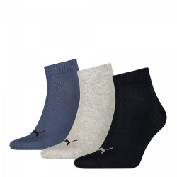 3PACK ponožky Puma vícebarevné (251015 532)