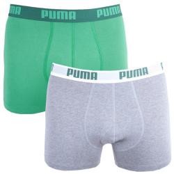 2PACK pánské boxerky Puma vícebarevné (521015001 075)