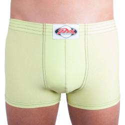 Pánské boxerky Styx klasická guma zelenkavé (Q3)