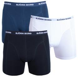 3PACK pánské boxerky Bjorn Borg vícebarevné (9999-1024-70101)