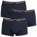 3PACK pánske boxerky Tommy Hilfiger čierne (1U87903841 990)
