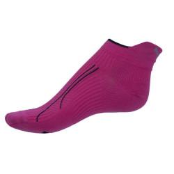 Ponožky Puma tmavě růžové (261005001 818)