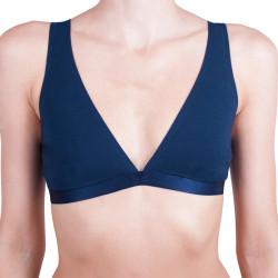 Dámská podprsenka Calvin Klein tmavě modrá (QF4284E-0PP)