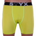 Pánske funkčný boxerky Styx zelené (W964)