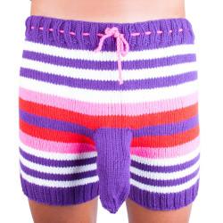 Ručně pletené trenky Infantia (PLET141)