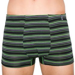 Pánské boxerky Stillo bambusové zelené (STP-015)