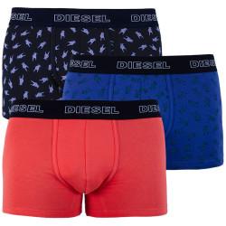 3PACK pánské boxerky Diesel vícebarevné (00ST3V-0TAUX-E4332)