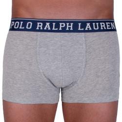 Pánské boxerky Ralph Lauren šedé (714707318001)