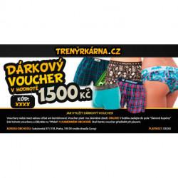 Dárkový Voucher 1500