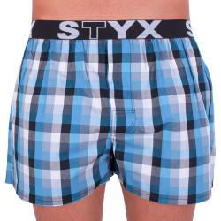 Pánské trenky Styx sportovní guma vícebarevné (B637)