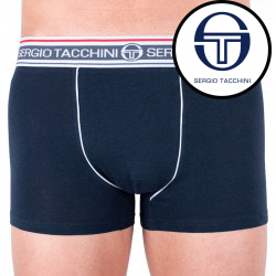 Pánské boxerky Sergio Tacchini tmavě modré (30.89.34.13e)