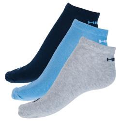3PACK ponožky HEAD vícebarevné (761010001 168)