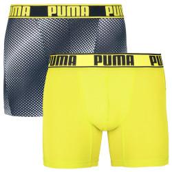 2PACK pánské boxerky Puma sportovní vícebarevné (591010001 260)