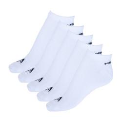 5PACK ponožky HEAD bílé (781501001 300)