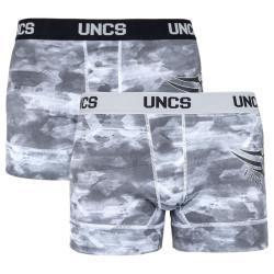 2PACK pánské boxerky UNCS Wings
