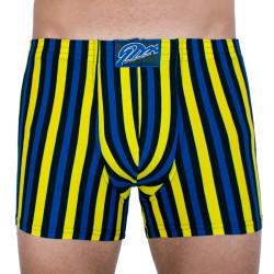 Pánské boxerky Styx long klasická guma vícebarevné (F860)