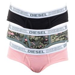3PACK dámské kalhotky Diesel vícebarevné (00SQZS-0SAWC-E4815)