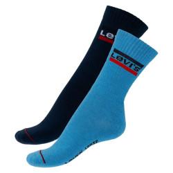 2PACK ponožky Levis vícebarevné (982003001 056)
