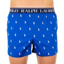 Pánské trenky Ralph Lauren modré (714637442019)