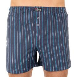 Pánské trenky Gino tmavě modré (75130)