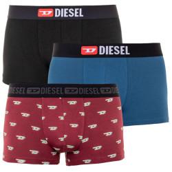 3PACK pánské boxerky Diesel vícebarevné (00ST3V-0NAXJ-E4900)