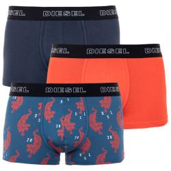 3PACK pánské boxerky Diesel vícebarevné (00ST3V-0TAWM-E4908)