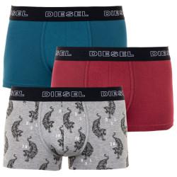 3PACK pánské boxerky Diesel vícebarevné (00ST3V-0TAWM-E4854)