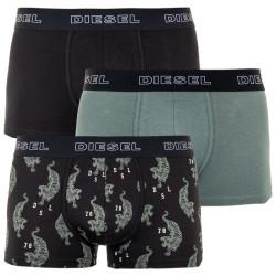 3PACK pánské boxerky Diesel vícebarevné (00ST3V-0TAWM-E4778)