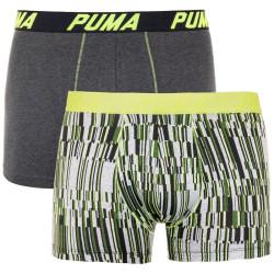 2PACK pánské boxerky Puma vícebarevné (691003001 287)