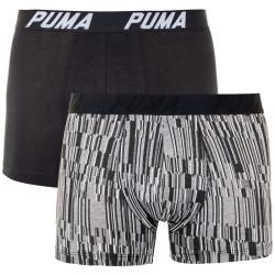 2PACK pánské boxerky Puma vícebarevné (691003001 200)