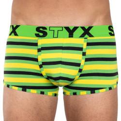 Pánské boxerky Styx basket sportovní guma vícebarevné (Z865)