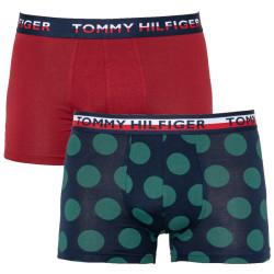 2PACK pánské boxerky Tommy Hilfiger vícebarevné (UM0UM01233 582)