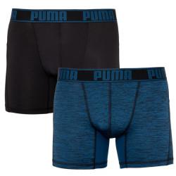 2PACK pánské boxerky Puma sportovní vícebarevné (671018001 577)