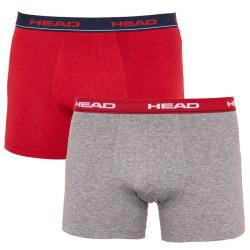 2PACK pánské boxerky HEAD vícebarevné (891003001 349)