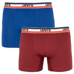 2PACK pánské boxerky Levis vícebarevné (985016001 261)
