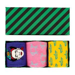 3PACK ponožky Gosh v dárkovém balení (GP212526)