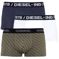 3PACK pánské boxerky Diesel vícebarevné (00ST3V-0SAYA-E5029)
