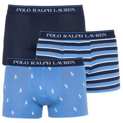 3PACK pánské boxerky Ralph Lauren vícebarevné (714662050056)