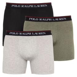 3PACK pánské boxerky Ralph Lauren vícebarevné (714730410011)