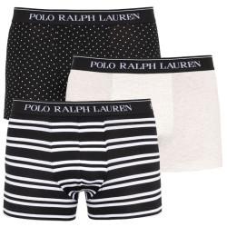 3PACK pánské boxerky Ralph Lauren vícebarevné (714662050058)