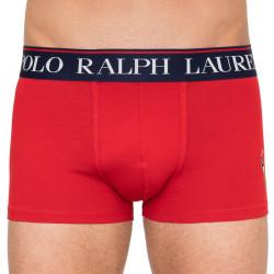 Pánské boxerky Ralph Lauren červené (714718310013)