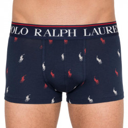Pánské boxerky Ralph Lauren modré (714730603012)