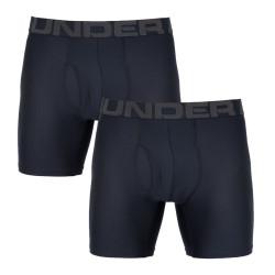 2PACK pánské boxerky Under Armour černé (1327415 001)
