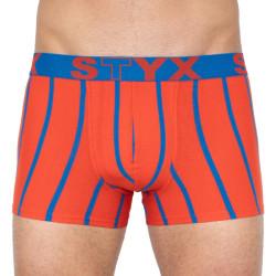 Pánské boxerky Styx sportovní guma vícebarevné (G760)