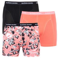 3PACK pánské boxerky Bjorn Borg vícebarevné (2011-1004-30621)