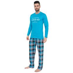 Pánské pyžamo Gino vícebarevné (79067)