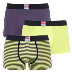 3PACK pánské boxerky Diesel vícebarevné (00ST3V-0AAXX-E5021)