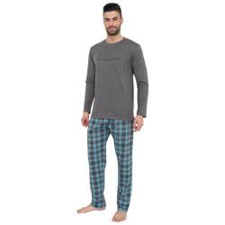 Pánské pyžamo Gino vícebarevné (79075)