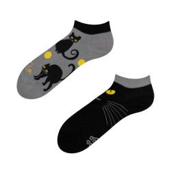 Veselé ponožky Dedoles Kočky krátké GMLS004 (Good Mood)